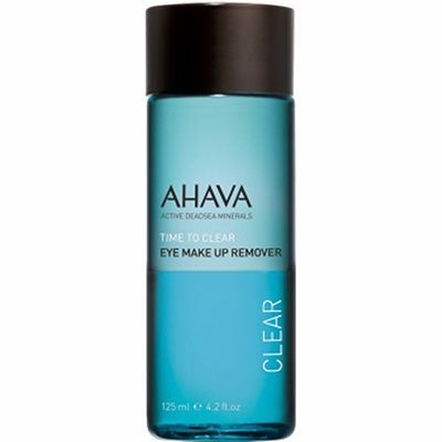 AHAVA Time To Clear Démaquillant Minéral Yeux 125ml