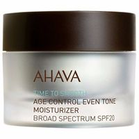 AHAVA Time To Smooth Soin Hydratant Anti-âge Teint Parfait IP20 50ml