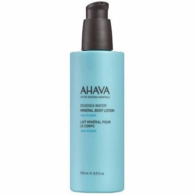 AHAVA DeadSea Water Lait Minéral pour le Corps Sea Kissed 250ml