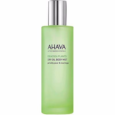 AHAVA DeadSea Plants Huile Sèche Figue de Barbarie Moringa 350ml