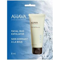 AHAVA Time To Clear Soin Gommant à la Boue Unidose 8ml