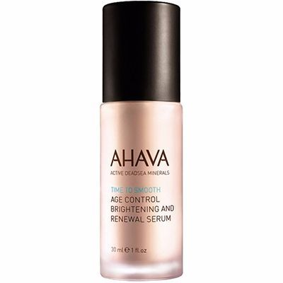 Ahava Time To Smooth Sérum Anti-âge Eclat Renouvellement Cellulaire 30ml