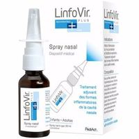 Linfovir Plus Spray Nasal 30ml