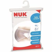 NUK 5 Slips Filets Extensibles
