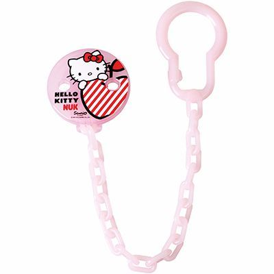 NUK Attache-sucette Hello Kitty