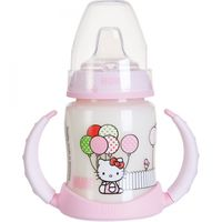 NUK Biberon d'Apprentissage 150ml Hello Kitty