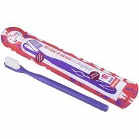 LAMAZUNA Brosse à Dents Rechargeable Violette Medium