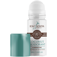 ECO BY SONYA Déodorant Roll-On Noix de Coco 60ml