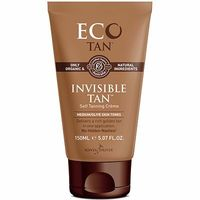 ECO BY SONYA Invisible Tan Crème Autobronzante Peaux Medium 150ml