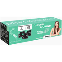PHYTALESSENCE Cheveux & Ongles 3 x 60 gélules