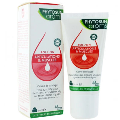 PHYTOSUN AROMS Roll'On Articulations et Muscles 50ml