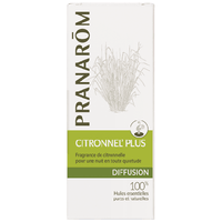 PRANAROM Diffusion Citronnel' Plus 30ml