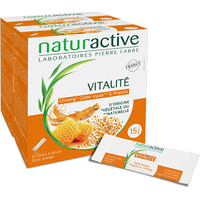 NATURACTIVE Vitalité Lot de 2 x 15 sticks