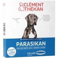 CLEMENT THEKAN Parasikan Collier Dimpylate Grand Chien
