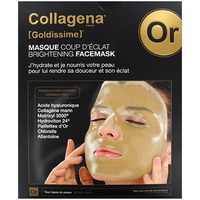 COLLAGENA Goldissime Masque Hydrogel Coup d'éclat x5