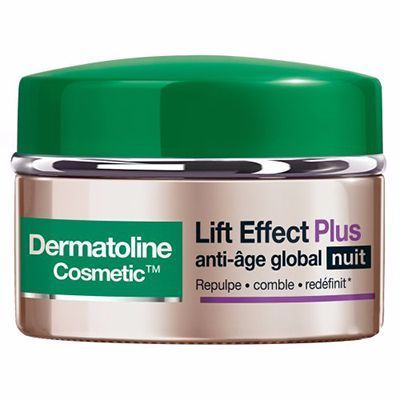 DERMATOLINE COSMETIC Lift Effect Plus Anti-Age Global Nuit 50ml