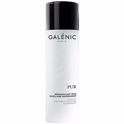 GALENIC Pur Démaquillant Yeux Micellaire Waterproof 125ml