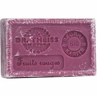 DR THEISS Savon de Marseille Fruits Rouges 125g