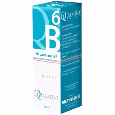 Liquamine Vitamine B6 - 30ml