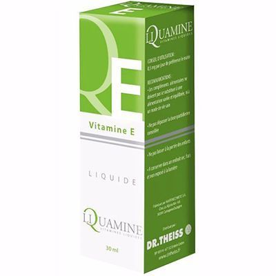 Liquamine Vitamine E - 30ml