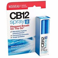 CB12 Spray Buccal Sans Alcool Menthe 15ml
