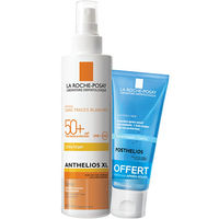 La Roche Posay Anthelios XL SPF50+ Spray 200ml + Posthelios 100ml OFFERT
