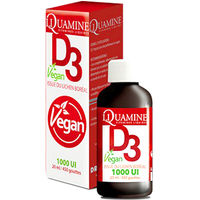 Liquamine Vitamine D3 Vegan 1000Ul 20ml