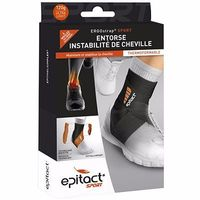EPITACT SPORT Ergostrap Cheville Taille M