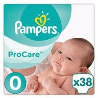 PAMPERS ProCare Premium Protection 1-2,5kg Taille 0 - 38 Couches