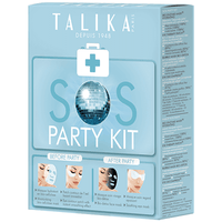 TALIKA SOS Party Kit Coffret 4 Masques