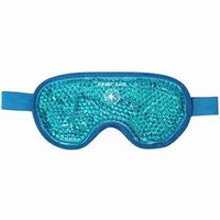 KINECARE Coussin Thermique Masque Oculaire 10x20cm Turquoise