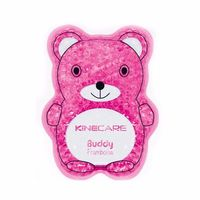 KINECARE Coussin Thermique Multizone Buddy 8x12,5cm Framboise