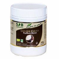 SFB Colon Clean Psyllium Blond Bio - 200g