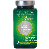 NATURACTIVE PhytoXpert Equilibre Nutritionnel 60 gélules