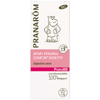 PRANAROM PranaBB Spray Massage Confort Digestif Bio 15ml