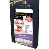 BIOCYTE Mask Coffret 3 masques + Eyes Patch OFFERT