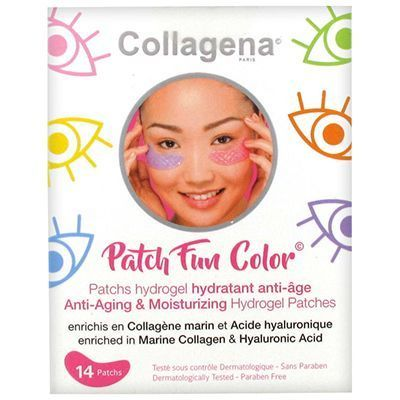 COLLAGENA Patch Fun Color 14 Patchs Hydrogel Hydratant Anti-âge