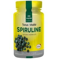 PHARM UP Spiruline 100 comprimés