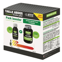 STC NUTRITION Taille Abdos Ventre Plat Pack Booster