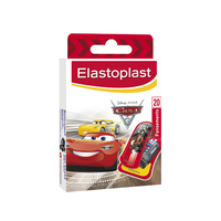 ELASTOPLAST Kids Disney Cars 20 pansements