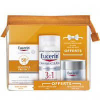 EUCERIN Sun Trousse Sensitive Protect Fluide SPF50+