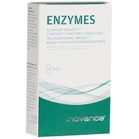 INOVANCE Enzymes 40 gélules
