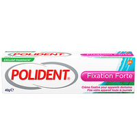 POLIDENT Fixation Forte Crème Fixative  40g
