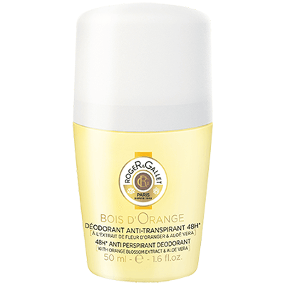 ROGER ET GALLET Bois d'Orange Déodorant Roll-on 50ml