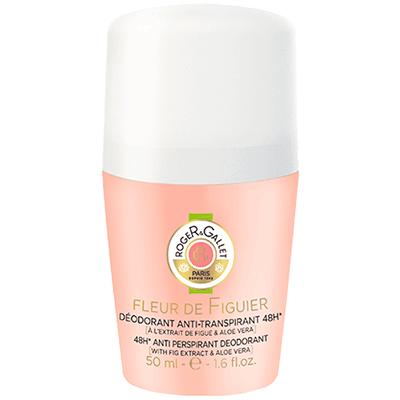 ROGER ET GALLET Fleur de Figuier Déodorant Roll-on 50ml