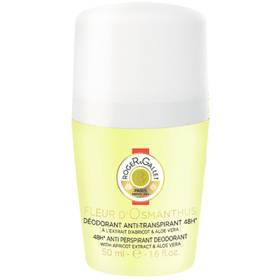 ROGER ET GALLET Fleur d'Osmanthus Déodorant Roll-on 50ml
