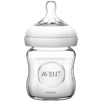 AVENT Natural Biberon Verre 120ml