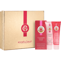 ROGER & GALLET Coffret Gingembre Rouge Intense 100ml