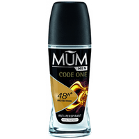 MUM Men Code One Déodorant Roll-on 50ml