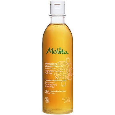 MELVITA Shampooing Lavages Fréquents Bio 200ml